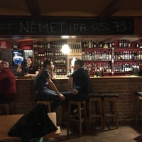 Photo taken at Red Hole Music Pub by Koritár R. on 3/16/2018