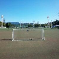 Photo taken at トヨタスポーツセンター サッカー場(人工芝グラウンド) by 夏鯱 on 9/19/2015