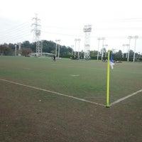 Photo taken at トヨタスポーツセンター サッカー場(人工芝グラウンド) by 夏鯱 on 10/9/2015