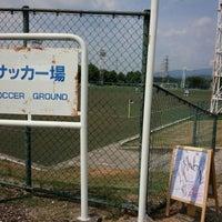 Photo taken at トヨタスポーツセンター サッカー場(人工芝グラウンド) by 夏鯱 on 8/8/2015