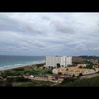 Photo taken at Platja de Son Bou by Matias C. on 11/3/2012