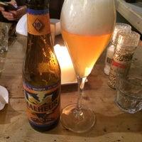 Photo taken at Beer 'n Steak by Senne C. on 12/28/2014