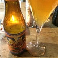 Photo taken at Beer 'n Steak by Senne C. on 11/21/2014
