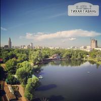 Photo taken at Тихая Гавань by Тихая Гавань on 8/18/2014