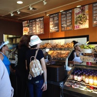 Photo taken at Bruegger's by Jeff B. on 8/24/2014