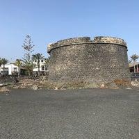Photo taken at Playa del Castillo by Taavi V. on 10/27/2017