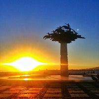 5/28/2013 tarihinde BURAK U.ziyaretçi tarafından Kordon'de çekilen fotoğraf