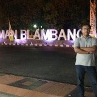 Photo taken at Taman Blambangan by Rachmad H. on 11/23/2014
