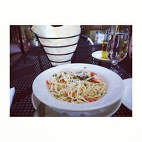Photo taken at Piattini Wine Cafe by Jongsak M. on 9/4/2013