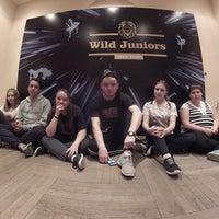 Photo taken at Wild Juniors by Serega T. on 10/19/2016