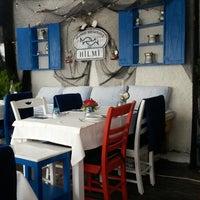 3/2/2015 tarihinde Mustafa P.ziyaretçi tarafından Hilmi Restaurant'de çekilen fotoğraf