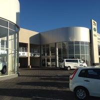 Photo taken at Land Rover Eastern Cape by Dirk E. on 8/27/2014