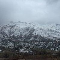 Photo taken at Siirt/Pervari Herekol Dağı by Ömer K. on 12/13/2015
