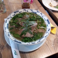 Das Foto wurde bei Cô Chu Vietnamese Gourmet von Annix L. am 8/29/2017 aufgenommen