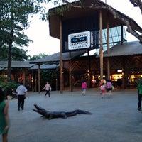 Photo taken at Night Safari by Murat C. on 7/23/2013