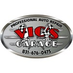 Photo taken at Vic's Garage by Vic L. on 8/18/2014