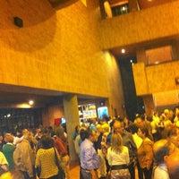 Photo taken at Teatro Metropolitano by Juan Fernando Z. on 11/27/2012