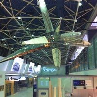 Photo taken at Terminal 1 by Carla B. on 10/12/2012