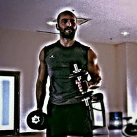 Photo taken at Evora Park Fitness by Cenk O. on 8/26/2016