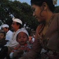 Photo taken at Pura Oebananta by oka w. on 5/20/2012
