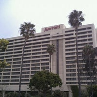 Photo taken at Torrance Marriott South Bay by Matthias S. on 5/21/2012