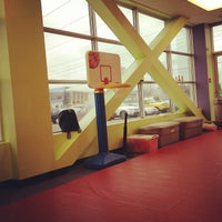 Photo taken at Le Petit Gym lebourgneuf by Noe W. on 4/21/2012