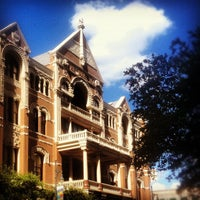 Photo taken at The Driskill by Nathan F. on 6/17/2012