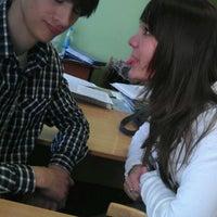 Photo taken at Школа by Kirill M. on 2/6/2012