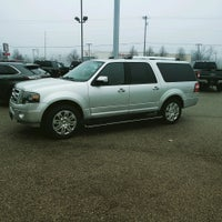 Photo taken at Harold Zeigler Ford Lowell by Nate B. on 1/23/2017