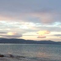 Photo taken at Παραλία Ζούμπερι by aristea ®. on 3/26/2013