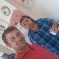Photo taken at Sezen Erkek Kuaförü by Önder Ö. on 9/16/2017