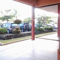 Photo taken at Pejabat SM Teknik Dungun by Cgu Mohd Azhar K. on 6/18/2013