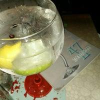 Foto tomada en 47 Cocktail Bar por Oscar I. el 10/10/2014