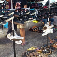 Photo taken at Sec13 Car Boot Sale by Hilmi M. on 10/7/2012