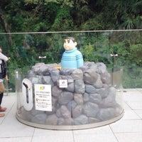 Photo taken at きこりの泉 by Tingting L. on 9/27/2014