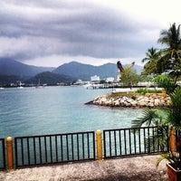 Photo taken at Jetty Point (Jeti) by Kochadaiiyaan on 3/26/2013