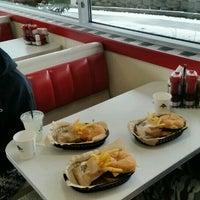 Photo taken at Burgerville, USA by John R. on 12/15/2016