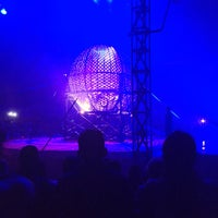 รูปภาพถ่ายที่ Le Cirque โดย Halécio C. เมื่อ 3/10/2015