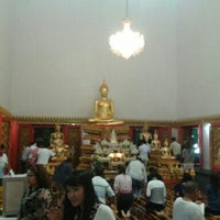 Photo taken at วัดมะปราง by Son S. on 11/2/2012