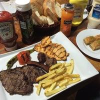 Photo taken at Buffalo Steak House by Serhat S. on 10/22/2014