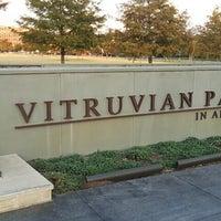 Photo taken at Vitruvian Park by Paul K. on 11/3/2012