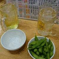 Photo taken at 得一 谷九店 by しゅう T. on 6/18/2016