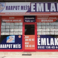 Photo taken at Harput Meis Emlak by Haprut Meis E. on 8/19/2014