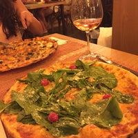 7/27/2017 tarihinde Deniz Ö.ziyaretçi tarafından Gazetta Brasserie - Pizzeria'de çekilen fotoğraf