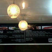 Photo taken at ka-pares (pares food joint) by Jacqueline C. on 4/10/2013