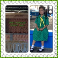 Photo taken at our lady of the angels academy by Jacqueline C. on 9/15/2013