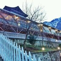 Photo taken at Çoruh Marina Restaurant by Tarkan Y. on 2/5/2017