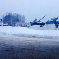 Photo taken at Сертолово 2 Воинская Часть by Anastasia on 1/25/2015