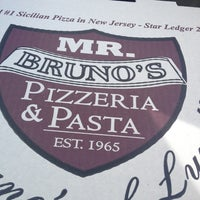 Photo taken at Mr Bruno's Pizzeria & Restaurant by Bella on 9/9/2013