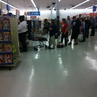 Photo taken at Walmart by Jini M. on 9/15/2012